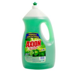 Jabón líquido AXION de 2.8L