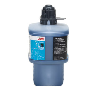 Líquido  1L para sistema Twist & Fill 3M, Limpiavidrios, Rinde 114 litros diluidos