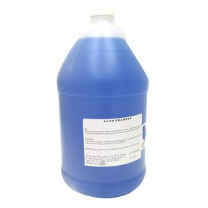 Galón de shampoo automotriz para lavado exterior