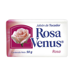 Jabón ROSA VENUS de 50 g