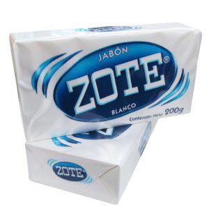 Jabon ZOTE  de 200 gr