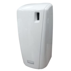 Rubbermaid 1793506 Virtual janitor dispensador para líquido de goteo, color blanco