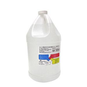 Galón de ácido muriático