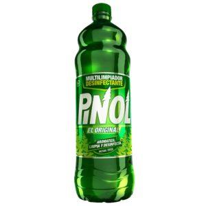líquido limpiador multiusos Pinol de 1L