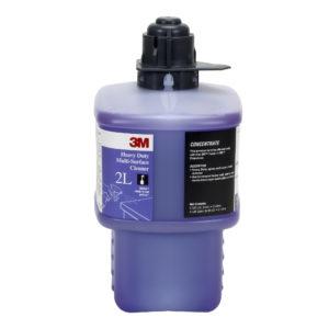 Líquido 2L para sistema Twist & Fill 3M, Multiproposito alto desempeño, Rinde 26 litros diluidos