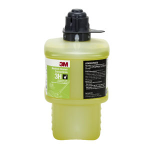 Líquido  3H para sistema Twist & Fill 3M, Limpiador Neutro ,  Rinde  litros diluidos