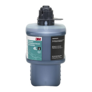 Líquido 4L para sistema Twist & Fill 3M, Limpiabaños , Rinde 102 litros diluidos