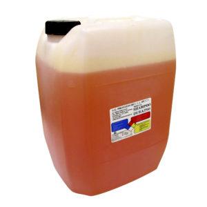 Jabón para manos, con aroma a durazno, envase porrón