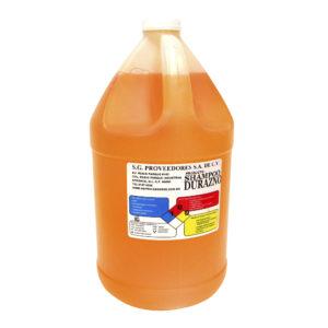 Jabón para manos con aroma a durazno , envase con 3.78 litros