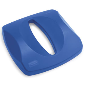 Rubbermaid FG269000BLUE tapa untouchable color azul para reciclaje de papel, aplican contenedores FG356907 y FG356988  Rubbermaid FG269000BLUE tapa untouchable color azul para reciclaje de papel, aplican contenedores FG356907 y FG356988  Rubbermaid FG269000BLUE tapa untouchable color azul para reciclaje de papel, aplican contenedores FG356907 y FG356988