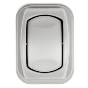 Rubbermaid 1829409  tapa untouchable soft abatible color gris, aplica contenedor FG295700 de 10 galones
