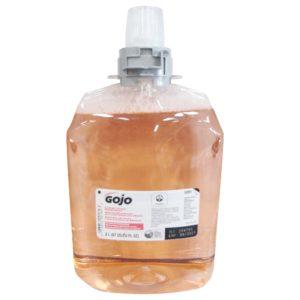 GOJO 5261-02 Jabón espuma para manos aroma arándanos, caja con 2 cartuchos de 2000 ml cada uno