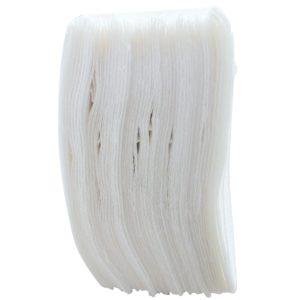 Kimberly Clark Kleenex toalla interdoblada color blanco hoja plus 21.5 x 21, caja con 20 paquetes de 100 toallas cada uno