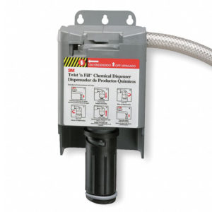 Sistema dosificador de quimicos 3M Twist & Fill
