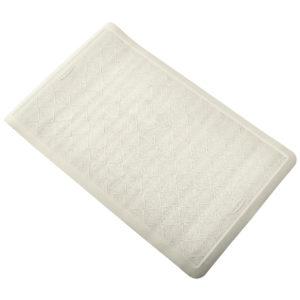 Rubbermaid FG703504 alfombra de baño Safti-grip, mediano