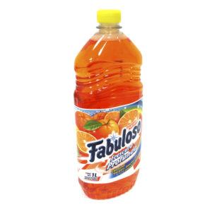 líquido multiusos marca FABULOSO de un 1L