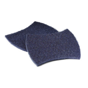 3M Scotch Brite fibra 2000 Ergonómica, limpieza para utensilios de cocina , color azul marino