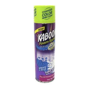 Sustancia multiusos en aerosol marca KABOOM spray foamtastic