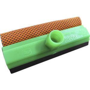 Restirador dual, esponja y goma, incluye bastón