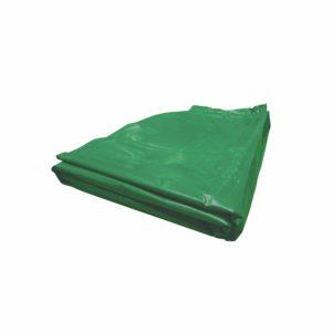 Pieza de bolsa 1.10 x 1.20 de color verde
