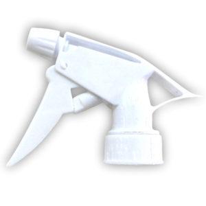 Pistola atomizadora reforzada, color blanca