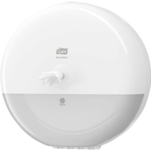 Tork 680000 despachador de higiénico Elevation Smart One, color blanco