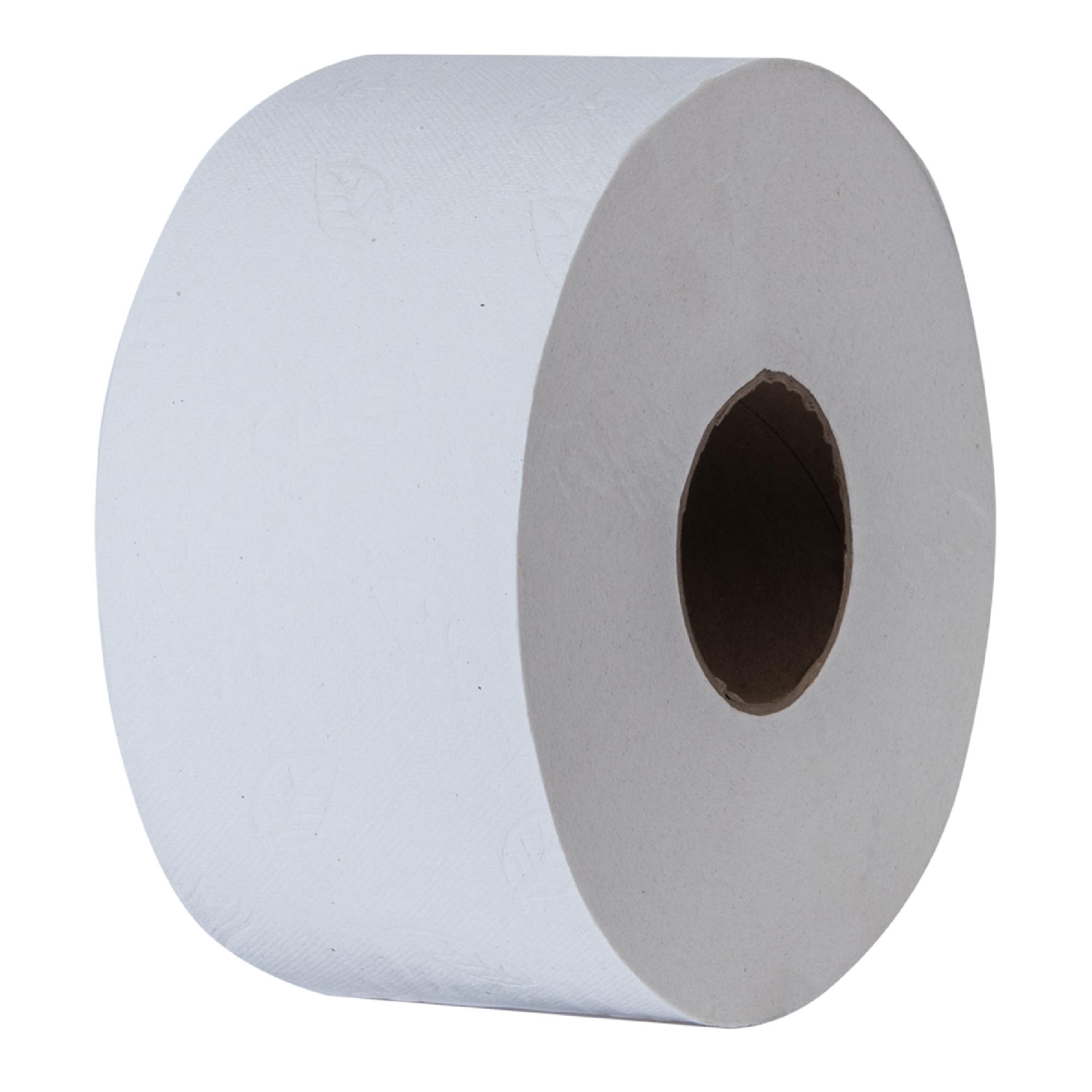 Tork 700165 Higiénico bobina universal institucional hoja doble, paquete con 12 rollos de 200 mts cada uno 2