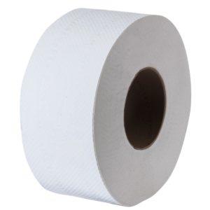 Tork 700527 Higiénico bobina multi universal hoja sencilla, caja con 12 rollos de 180 mts cada uno