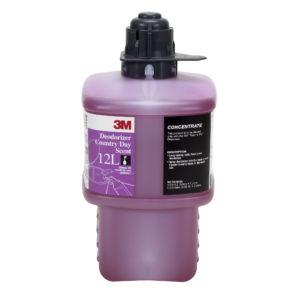 Líquido aromatico 12L para sistema Twist & Fill 3M, jardín del campo, Rinde 136 litros diluidos