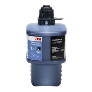Líquido aromatico 13L para sistema Twist & Fill 3M, Aroma fresco, Rinde 113 litros diluidos