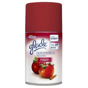 Glade Cartucho de repuesto 191gr estándar de aromatizante en aerosol