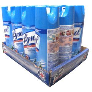 LYSOL aerosol desinfectante de 300gr