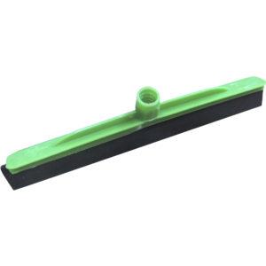 Jalador de goma y estructura de plástico color verde con 40 centímetros de longitud, no incluye bastón