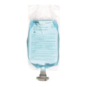 Rubbermaid FG750112 Jabón en espuma con acción hidratante con aroma floral, caja con 4 cartuchos de 1100 ml cada uno
