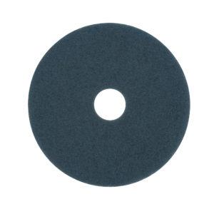 Disco para limpieza, color azul de 19 pulgadas