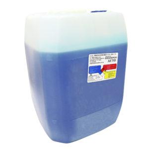 Porrón de jabón shampoo para lavado exterior