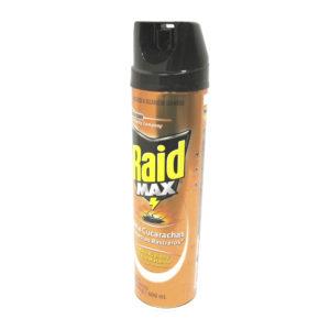Raid Max Insecticida 310gr