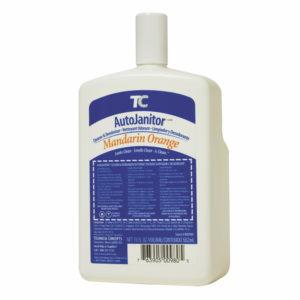 Rubbermaid FG400980 Repuesto desodorizador goteador para Auto janitor , aroma mandarin Orange
