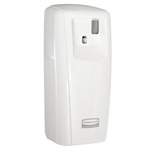 Rubbermaid FG401375 Dosificador de aromatizante en aerosol estandár, color blanco