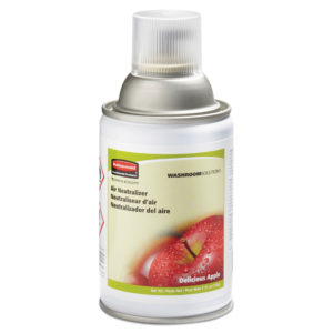 Rubbermaid FG401503 Spray ambientador para dosificador estandár, aroma delicious apple