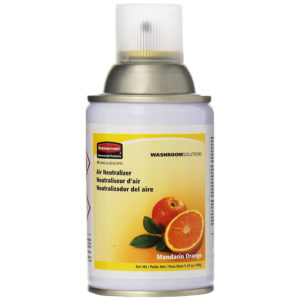 Rubbermaid FG401504 Spray ambientador para dosificador estandár, aroma mandarin orange