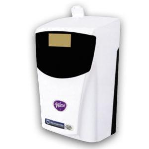 Wiese dosificador digital para líquido de goteo, color blanco