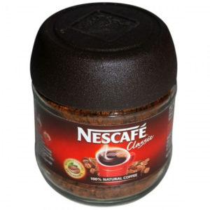 Café marca Nescafe clásico de 42 gr