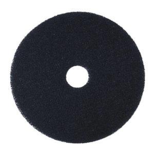 Disco para limpieza, color negro de 14 pulgadas