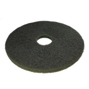 Disco para limpieza, color  verde de 19 pulgadas