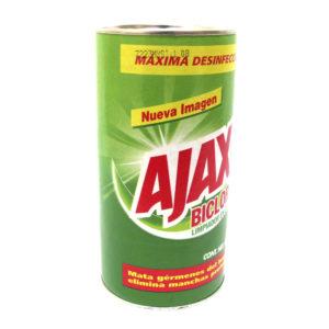 Limpiador en polvo marca AJAX bicloro 582 g
