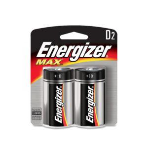 "Pila energizer tipo ""D"""