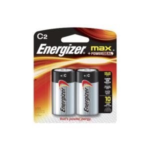 """Pila energizer tipo """"C"""""""