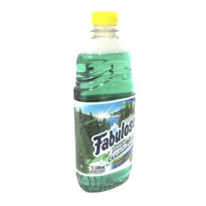 líquido multiusos marca FABULOSO, con aroma fresco amanecer de 500ml