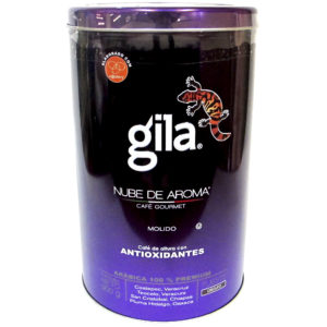 Lata de café marca Gila con 900 gr